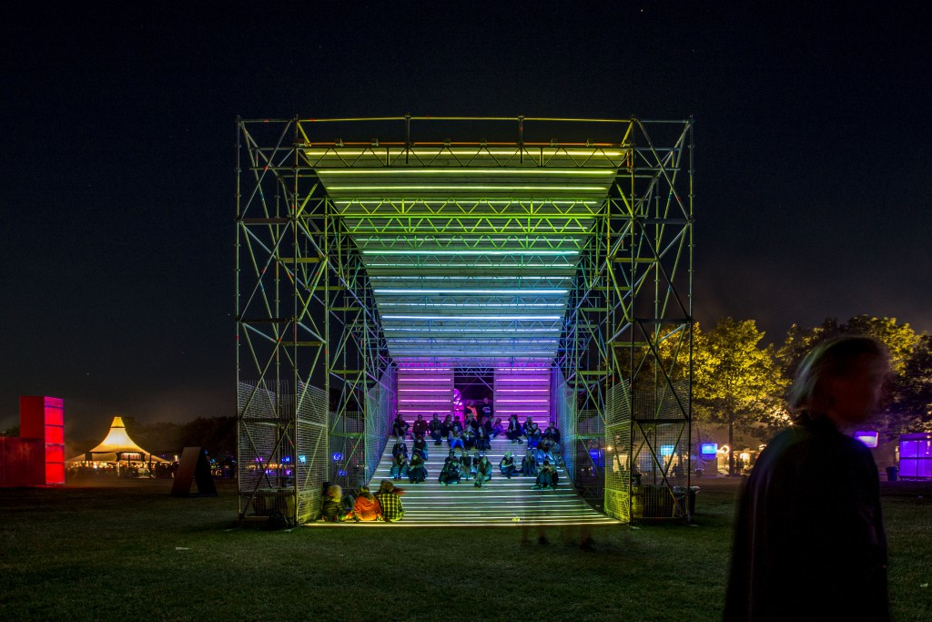 Art Zone Roskilde Festival 2015 01 - Fotos af Kim Matthäi Leland